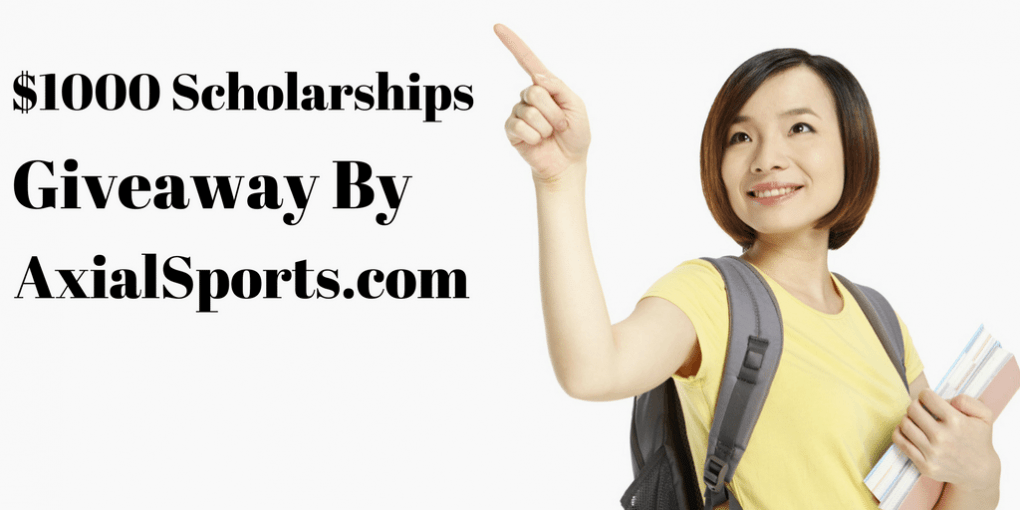 Axial Sporrts Scholarships