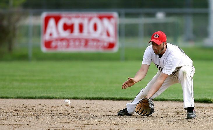 How To Catch Baseball Drills