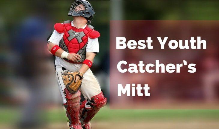 Best youth catcher's mitt